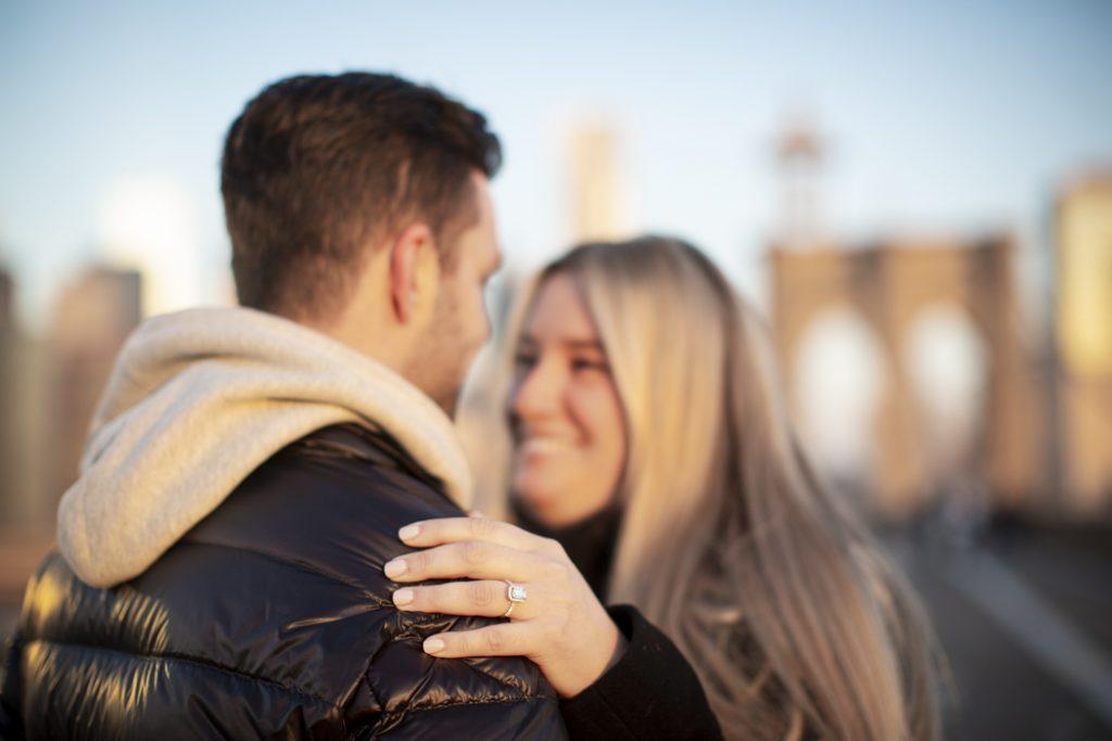 New York engagement proposal