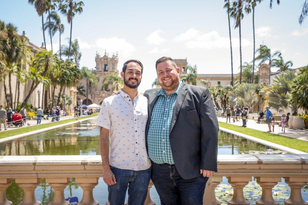 San Diego LGBTQ Engagement Proposals