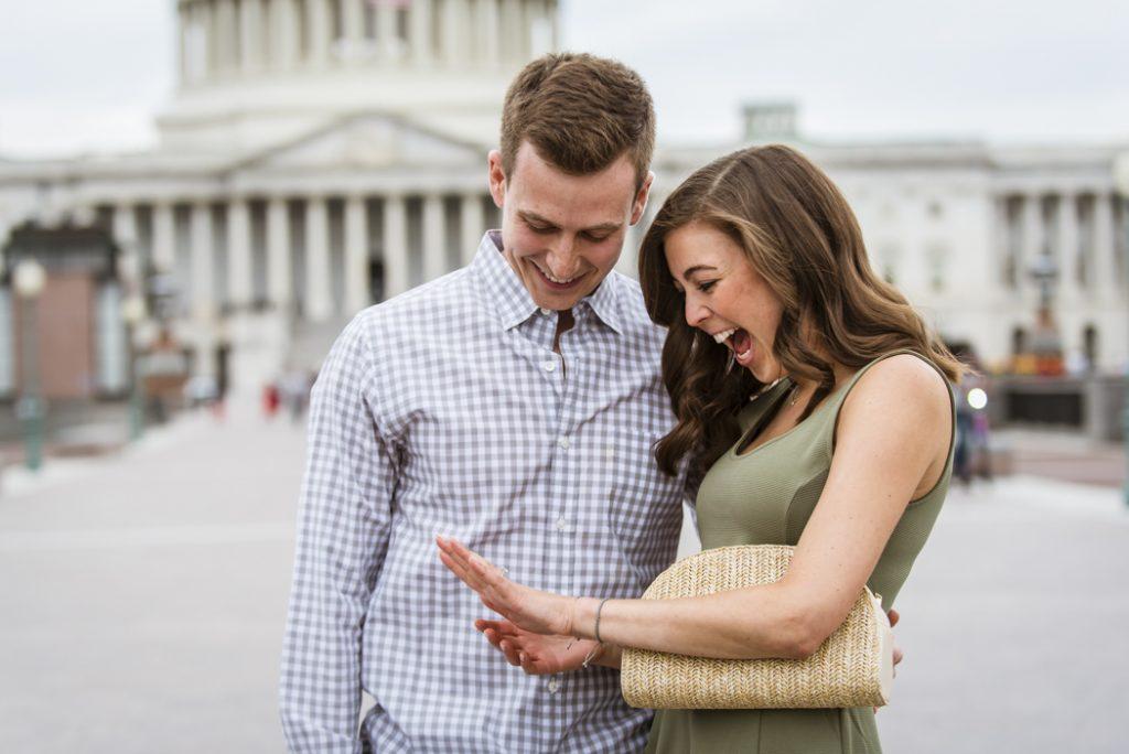 Washington DC engagement ideas