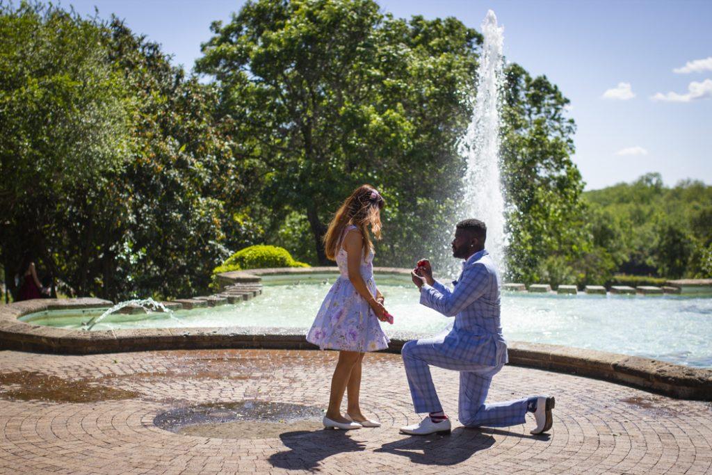 Romantic proposals
