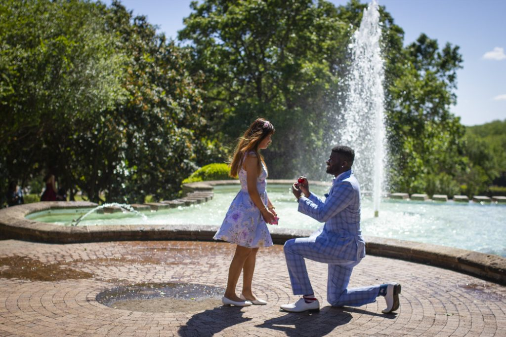 San Antonio Engagement Proposals