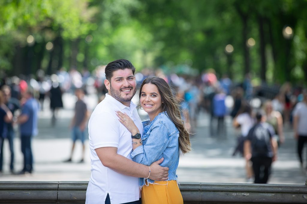 New York Engagement Stories