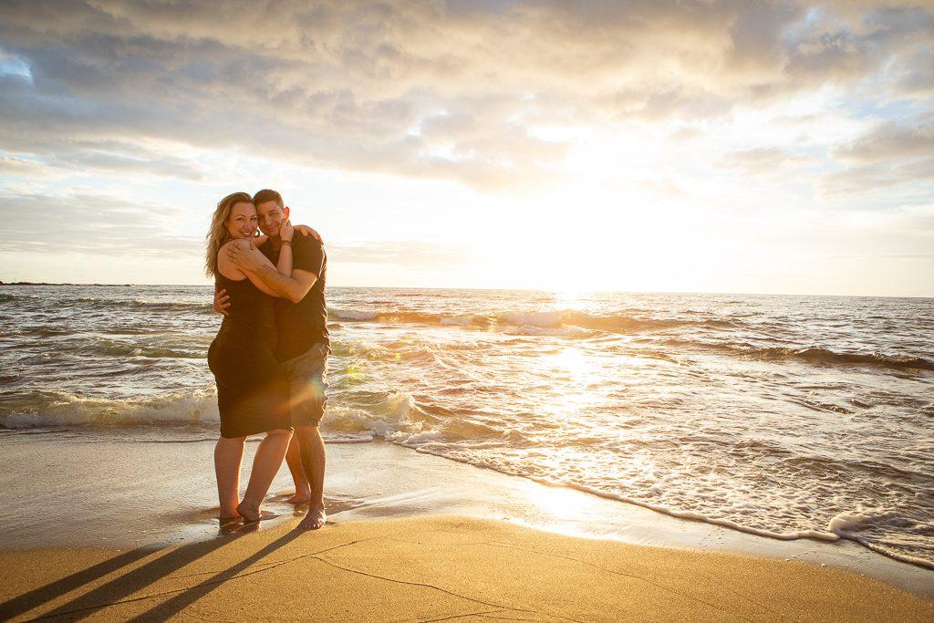 Hawaii Big Island Proposal Photography