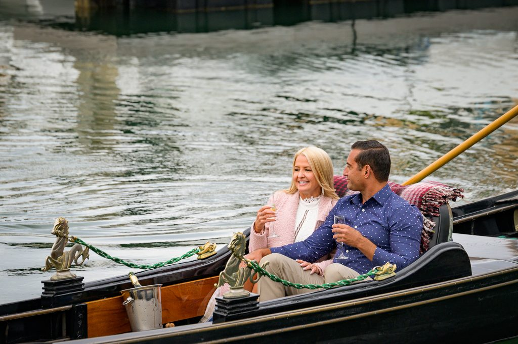San Diego Gondola Engagement Proposal