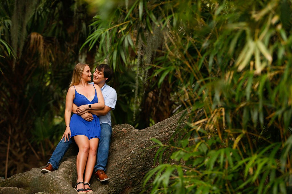 New Orleans Engagement Proposals: Jeremy and Courtney